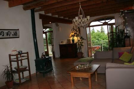 belle maison de village en Provence - Dom