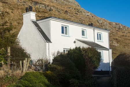 Self-catering Harris holiday home - Isle of Harris  - Casa