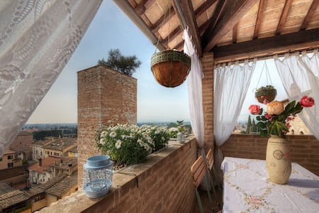 SPELLO HOUSE Altana suite - Apartment