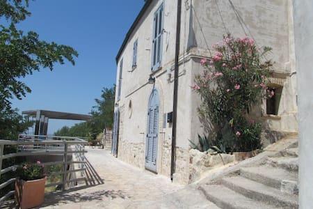Bilocale romantico con bel panorama - Montenero di Bisaccia - Bed & Breakfast