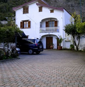 Mansarda vista sul Vesuvio - Appartamento
