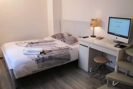 Room in the center of Paris
