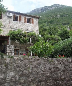 Cosy stone house in Perast,near restaurants. - House