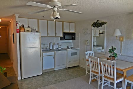 Ski/Bike In&Out 1BR 1BA Condo ML376 - Condominium