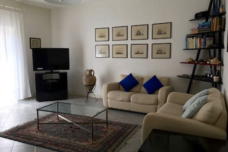 Comfort e luce per famiglie o coppie in Argentario - Porto Ercole - Apartment