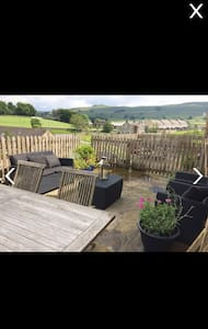 A great house with a beautiful view - Hawes