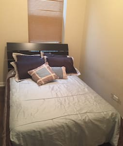 Very convenient room A for rent - Chicago - Daire