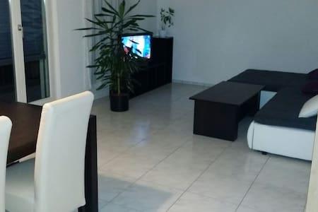 Helle, gemütliche  Wohnung inkl. Pp - Apartment