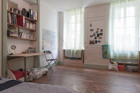 child friendly beetween mountains and Toulouse - Apartament