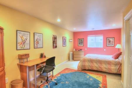 Private apartment in Olympia near beach - Olympia