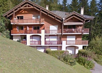 Studio cosy à Saint Gervais les Bains - Saint-Gervais-les-Bains - Wohnung