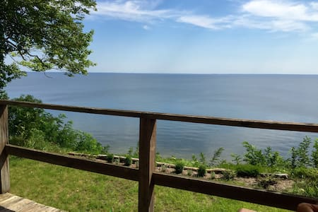 Chesapeake Bay Cliffs Getaway - Haus