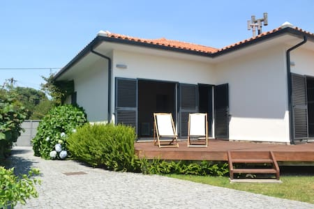 As Hortênsias Beach House - Casa