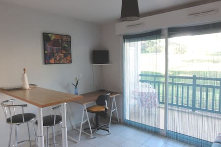 ANGLET PAYS BASQUE AGREABLE STUDIO - Apartment