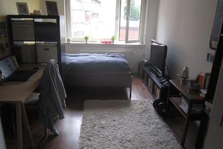 gemütliches Zimmer an der Hammer Straße - Münster - Apartment