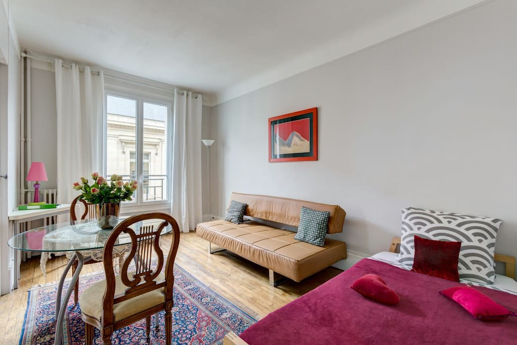 AMASING FLAT CLOSE TO EIFFEL TOWER