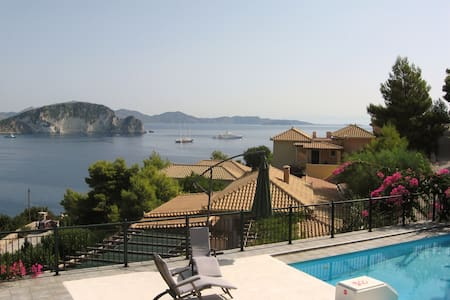 *Turtle Island Studio A with panoramic sea view* - Appartement