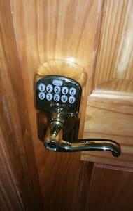 Best safe location Basement room 2 - Wohnung