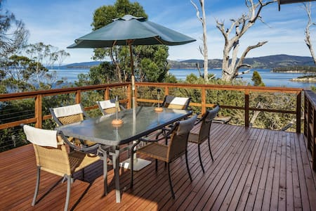 R@R - The ultimate Huon beach oasis - Randalls Bay