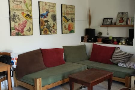Wonderfull cosy apartment at moshav Aminadav - Rumah