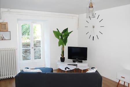 Studio 40 M2, Entre Ville Et Rivière. - Les Ponts-de-Cé - Hus