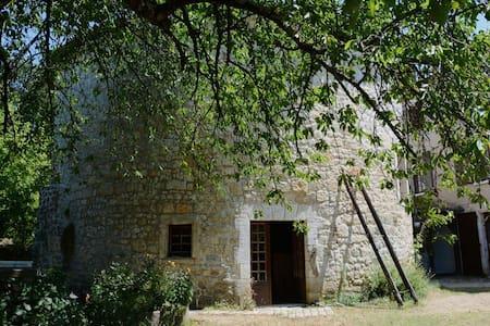 Tour d'un ancien Moulin du XV siècle - Hus