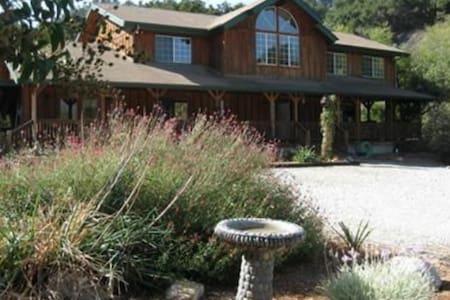 Sulphur Mountain - Ojai - House