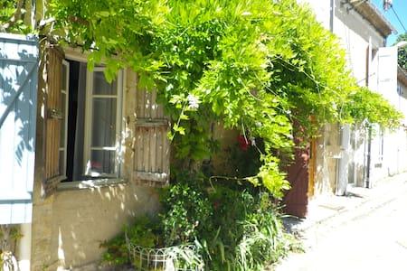 Maison de Village au coeur du Gers - Cézan