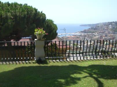 casamanuela 3 garden with sea view - Apartment