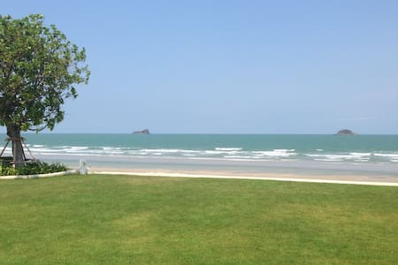 Beach front Condo for rent, Hua Hin - Nong Kae - Apartment