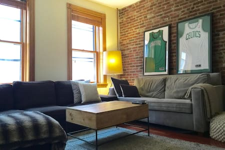 Beautiful apt. in the heart of Beacon Hill - Apartemen