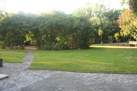 Splendida villa immersa nel verde - Longobardi Marina - Villa
