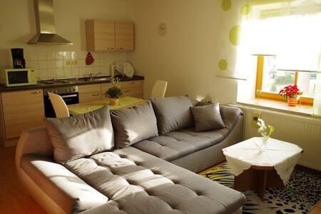Kleines ruhiges Appartment im Grünen - Zschaitz-Ottewig - Appartement