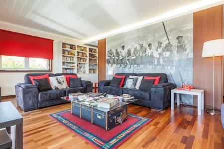 Quarto do relógio, Sweet Home Braga - House
