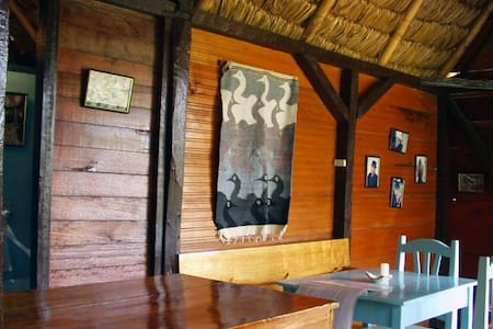 The Eagles Lair - Vilcabamba - Stuga