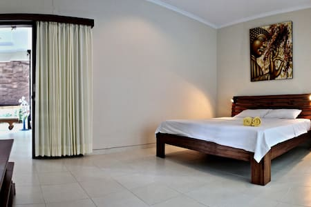 Budha privat bedroom in Canggu