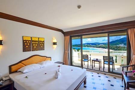 3 star Hotel with 4 stars service - Tambon Karon - Bed & Breakfast