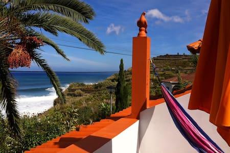 Casadarvore - Le charme! - Funchal / São Vicente/ Madeira - Daire