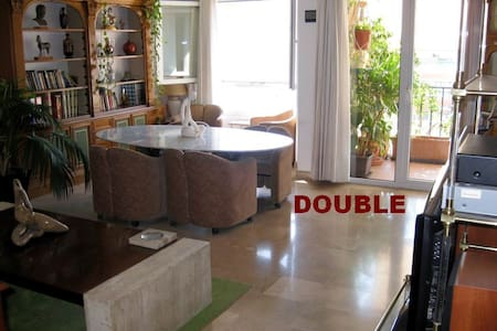 DOUBLE Room CENTER ALIC 1 or 2 pers. Bed&breakfast - Alacant - Bed & Breakfast