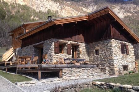 Maison aux portes des Ecrins - Ev
