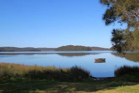 The Lake Escape near Forster - Casa