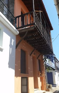 Traditional house in the center of Glossa Skopelos - Haus