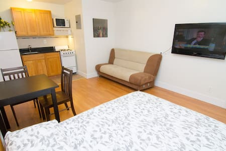 Great Studio 15 mins to Time Square - Woodside - Appartamento