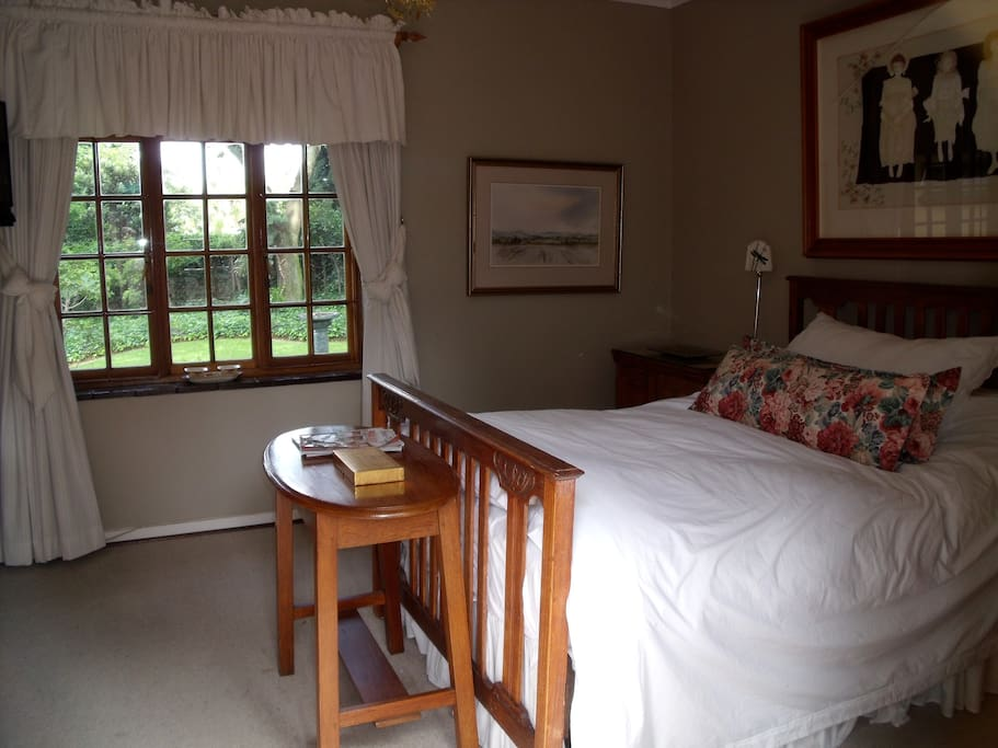 One of the double rooms available,we do have two single beds if required in one room.