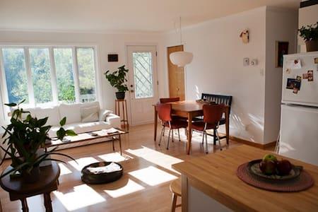 Maison à louer à la semaine - Hus