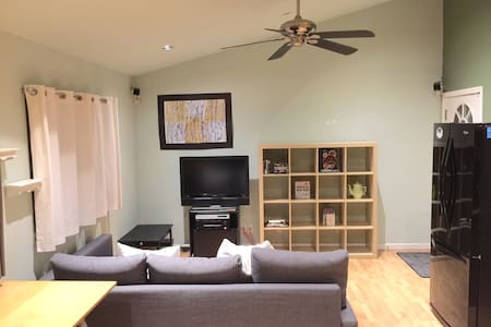 Private Studio, Bath & Kitchen - Spacious & Clean - Union City - Casa