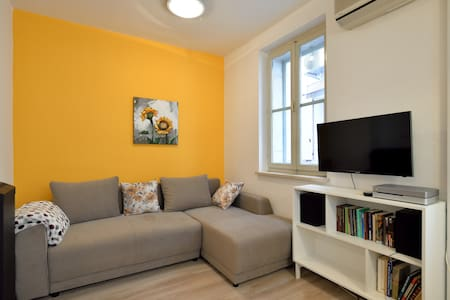 Charming Apartment Rosa in Piran - Apartamento