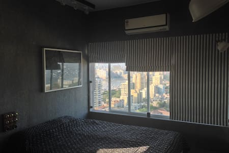 City-Sea-View, Colaba, WiFi - Mumbai - Wohnung