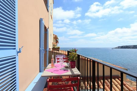 Sea View Apartment Antibes