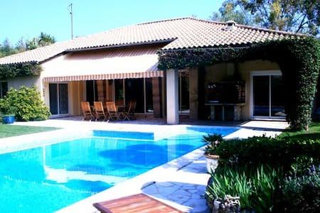Cap d'antibes Nielles Villa Luxe - Villa